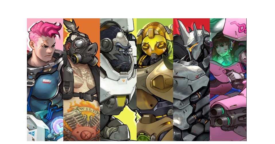 Which Overwatch Tank Hero Are You Overwatch Overwatch Wallpapers Tank