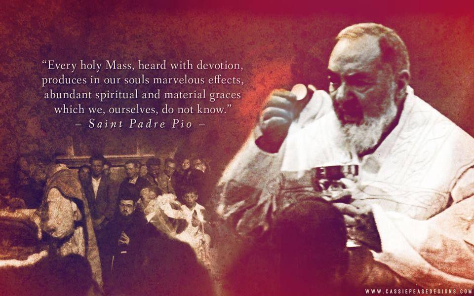 St. Padre Pío