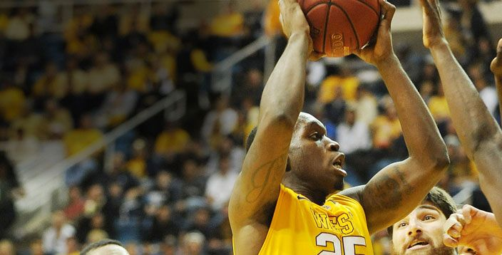 Truck Bryant Wvu Basketball Athlete University Of Virginia