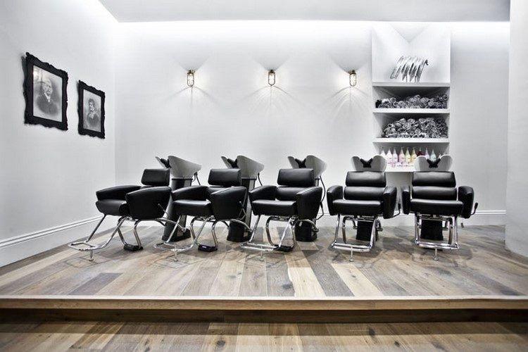 deco salon coiffure masculine | Salon gentleman | Pinterest