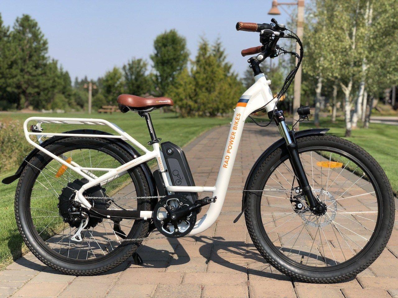Rad Power Bikes Radcity Electric Bike Review Part 2 Ride