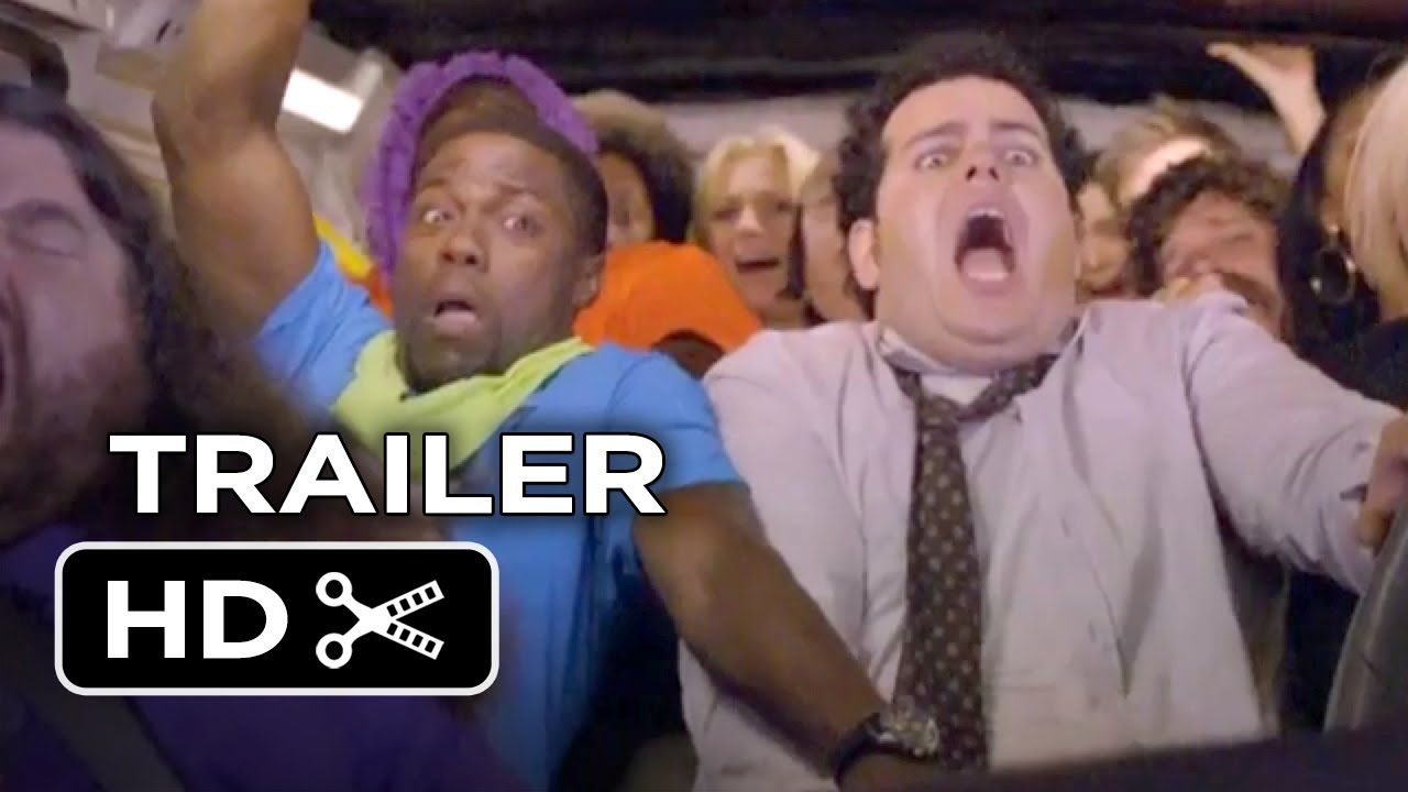 The Wedding Ringer Official Trailer 3 2015 Kevin Hart Josh Gad Comedy Movie Hd Comedy Movies The Wedding Ringer Official Trailer
