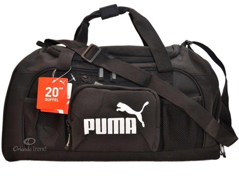 Puma Duffel Bag Accelerator 20