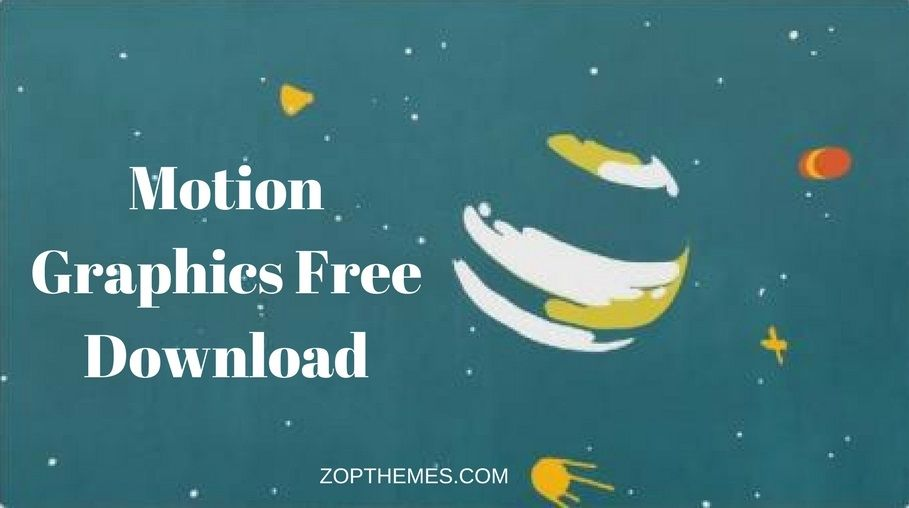 Download Hundreds of Free Motion #Graphics, Motion Backgrounds and