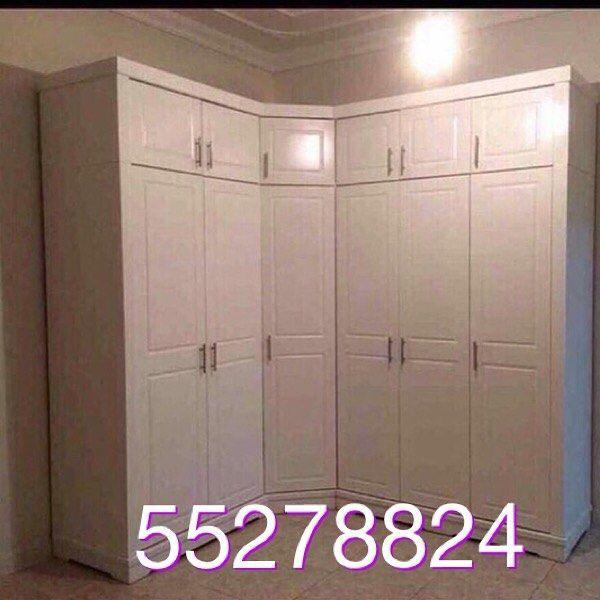 منجرة الكويت On Instagram منجرة الكويت تفصيل غرف نوم حسب الطلب غرف معاريس غ Home Decor Shelves Cupboard Design Bedroom Cupboard Designs