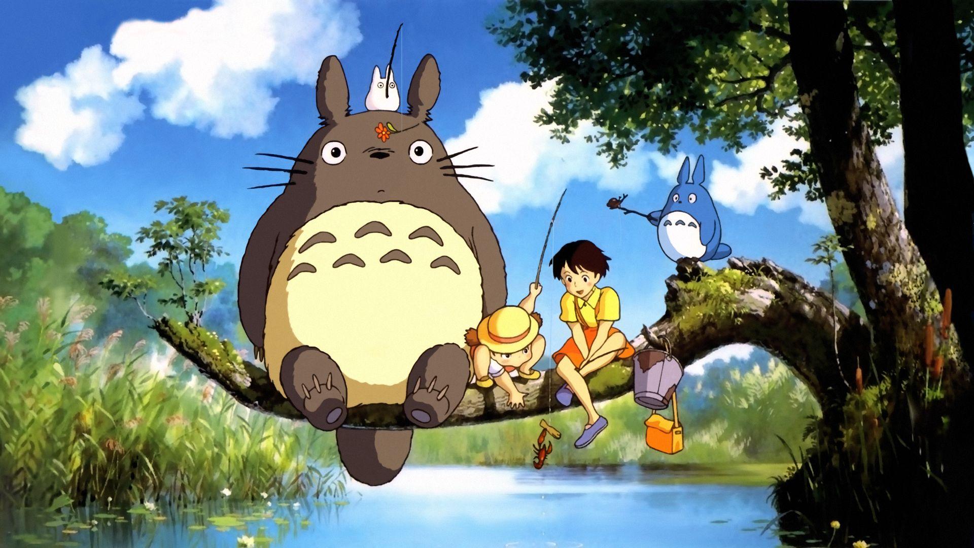 My Neighbor Totoro Tonari No Totoro となりのトトロ Ghibli