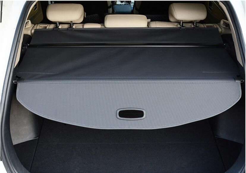 Brilliant Car Rear Trunk Security Shield Shade Cargo Cover For Subaru Machost Co Dining Chair Design Ideas Machostcouk