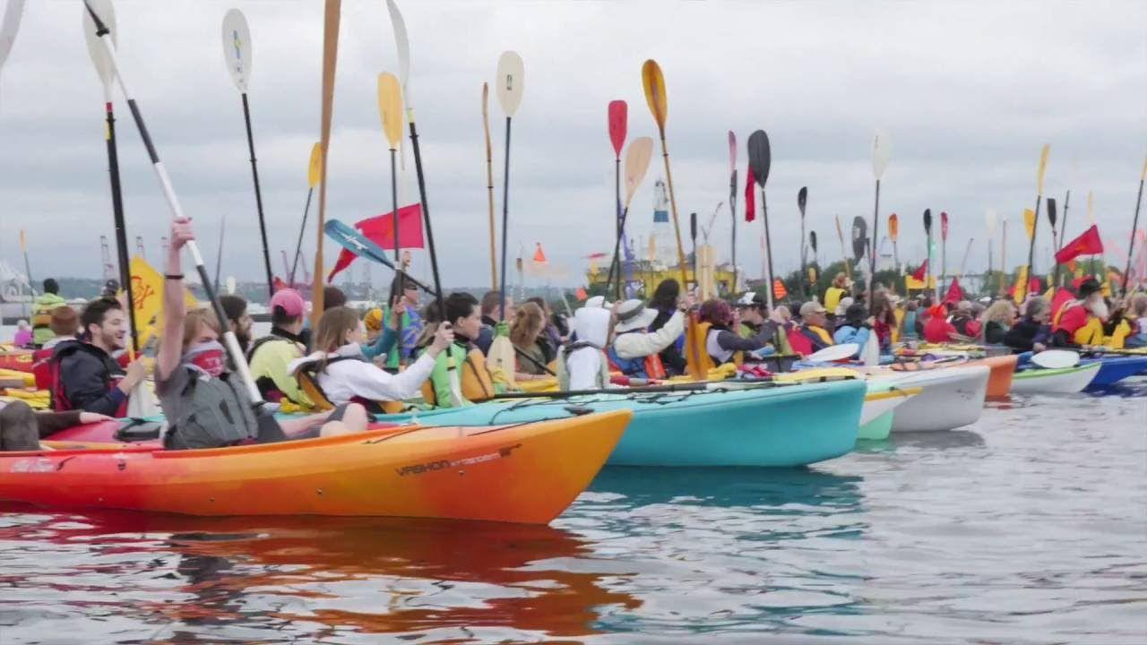 Greenpeace : 45 ans de mobilisation