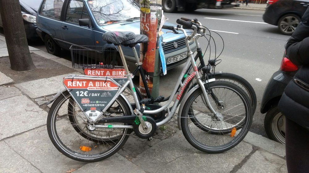 Photo Of Rent A Bike Berlin Berlin Germany Rent A Bike Berlin