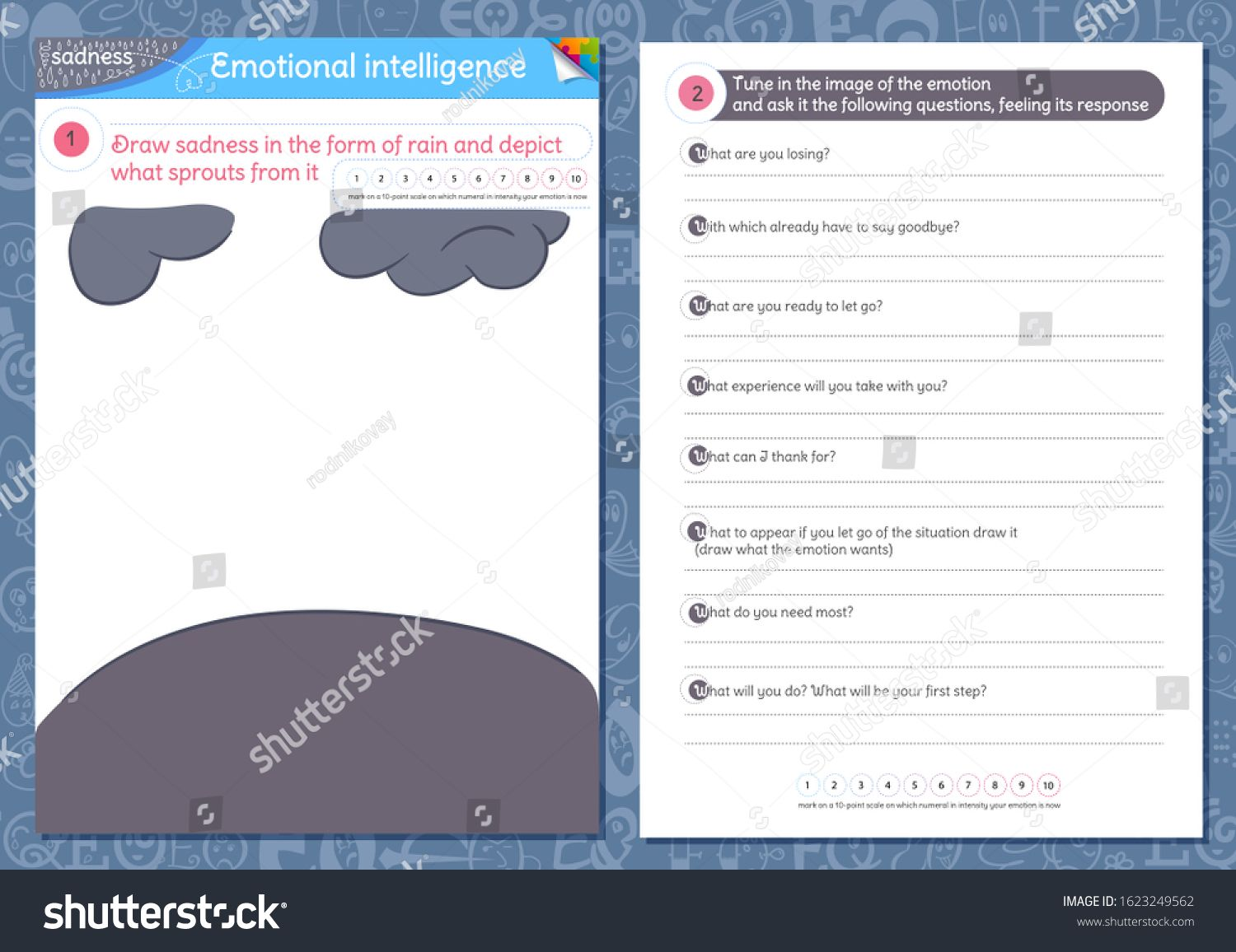 Educational Game For Children And Adults On The Study Of Emotional