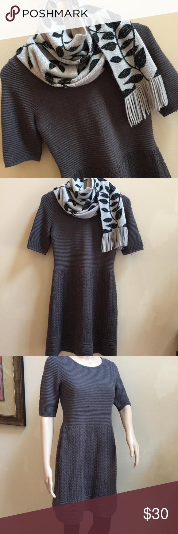 5895fe389f5 Cynthia Rowley Sweater Dress Gorgeous CR dress
