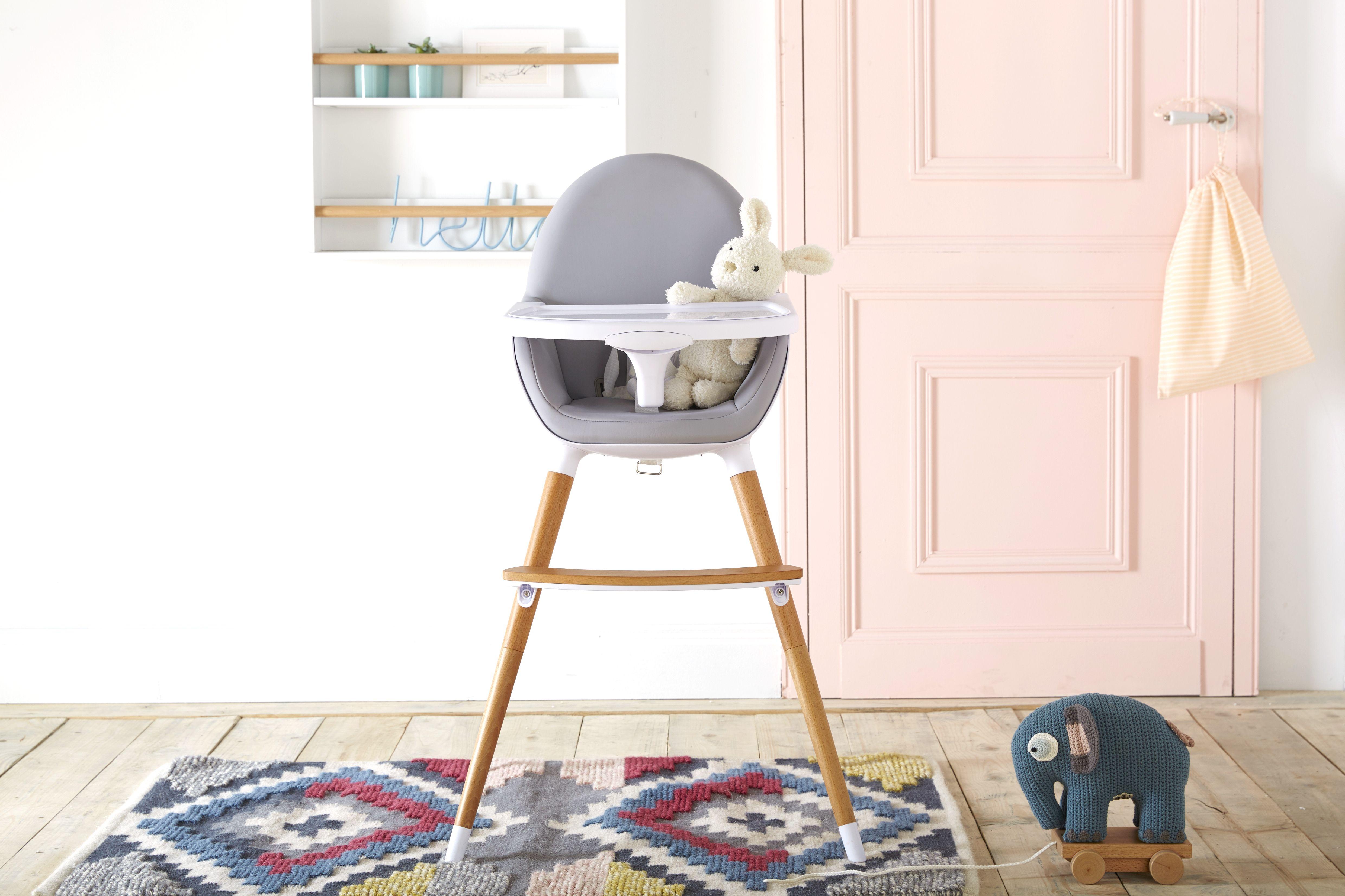 Vertbaudet Stylee Et Bien Pensee Cette Chaise Haute Evolutive Suit La Croissance De L Enfant Jusqu A Ce Chaise Haute Chaise Haute Evolutive Meubles Enfant