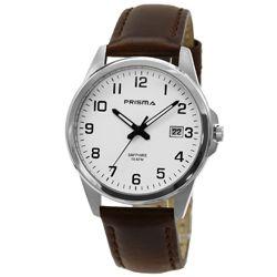 Prisma Horloge 1723.323G Heren Titanium Saffierglas
