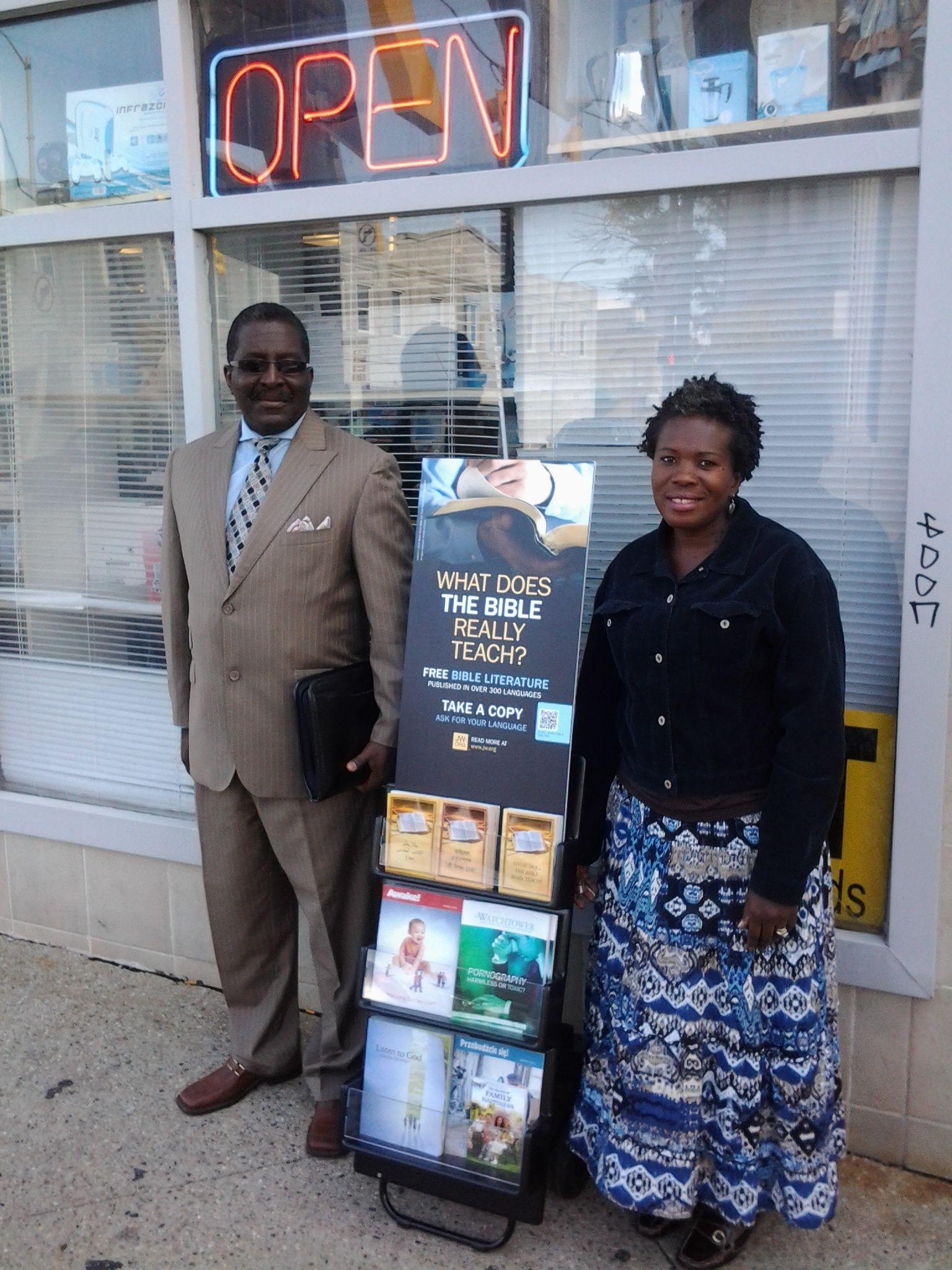 Public Witnessing in Hamtramck | Public Witnessing | Public