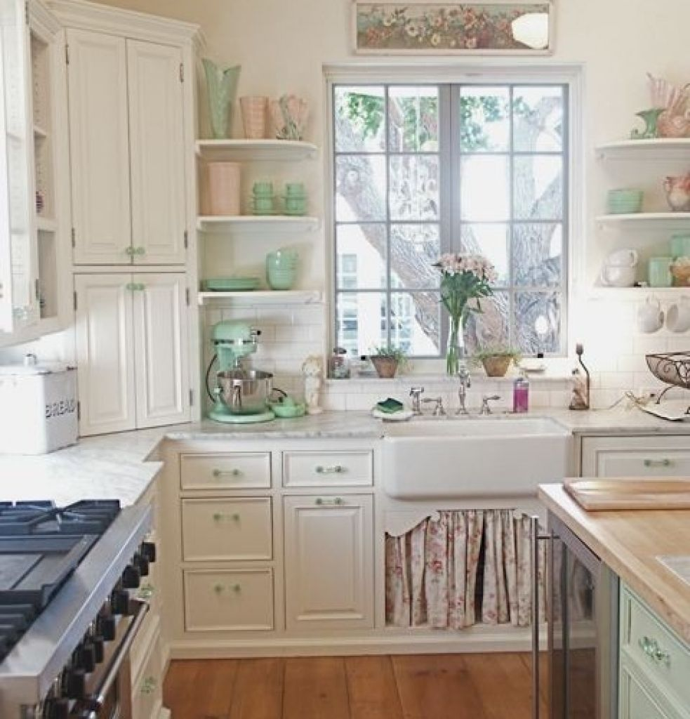 Shabby Chic Kitchen Design Shab Chic Kitchen Ideas Pictures Remodel And Decor Best Set Cottage Style Kitchen Chic Kitchen Kitchen Inspirations