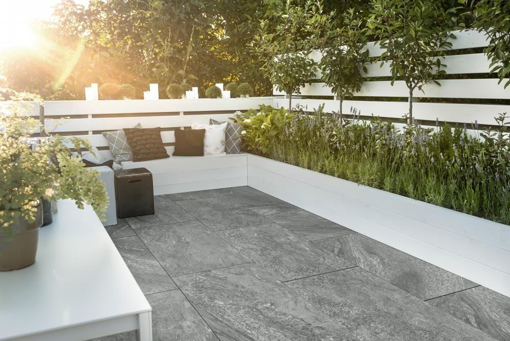 Keramikplatten Terrasse neuer trend keramikplatten als terrassenbelag white gardens and
