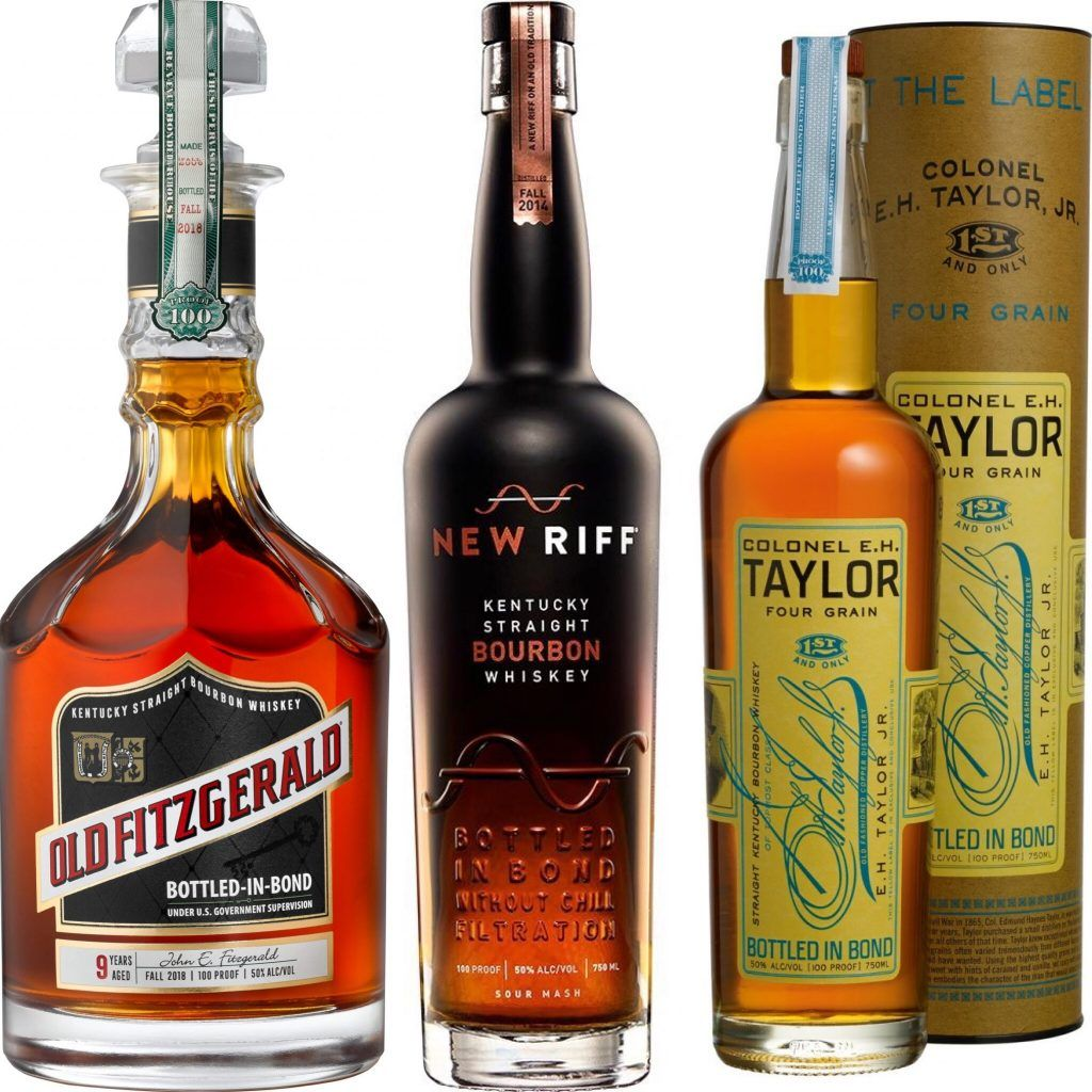 Photo of 7 Bottled-in-Bond Whiskeys You Must Try in 2019