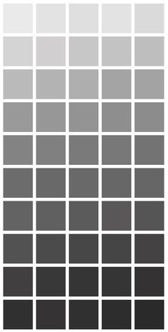 light grey vs dark grey and what the meaning of that could be in