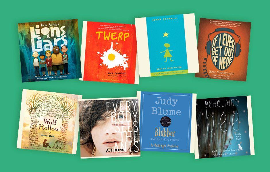 8 Audiobooks To Share During Bullying Prevention Month Penguin Random House Audio Bullying Prevention Month Bullying Prevention Bullying