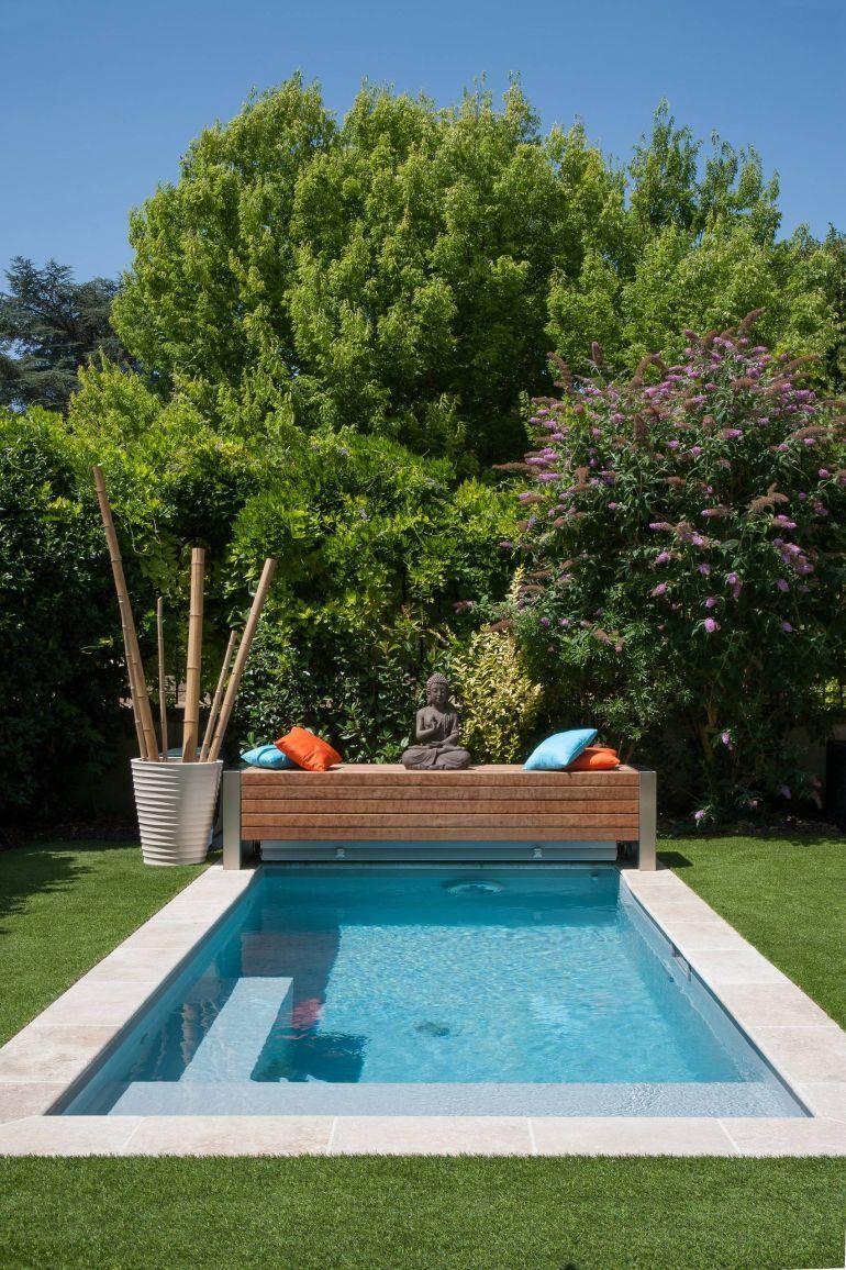 25 Small Swimming Pool Design Ideas - image 24 | Home- Pool Oasis ...