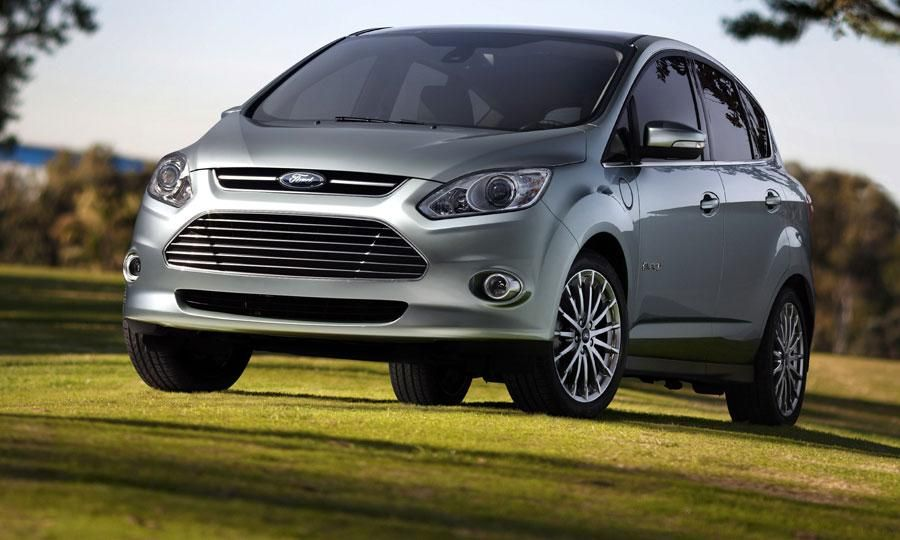 Ford Touts Electric Range Speed Of Plug In C Max Energi Hybrid