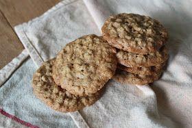 c. jane create: maple oatmeal cookies