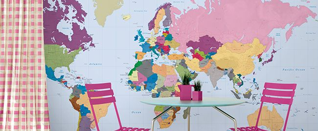 Brand new world map wallpaper designs at wallpapered check out brand new world map wallpaper designs at wallpapered check out our designs online gumiabroncs Choice Image
