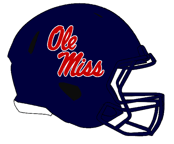 Ole Miss Logo My Ole Miss Football Concept Personal First Concept Ever Ole Miss Football Ole Miss Ole