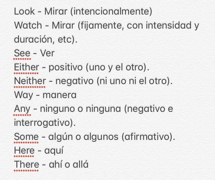 Pin De Melissa Gallegos Rosique En Idioma Ingles Idiomas