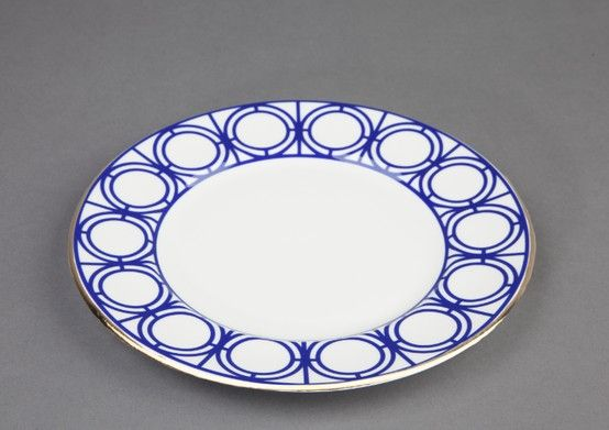 Palladian serving plate from CUSTHOM