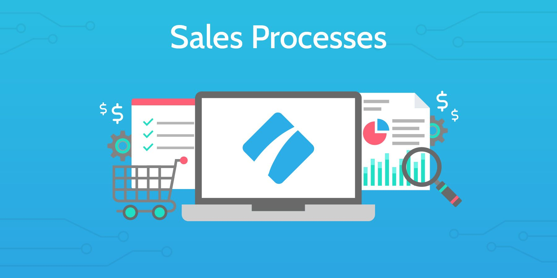 Sales Processes From Prospecting To Closing   Sales Process