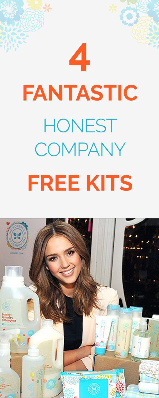 fantastic honest company free kits beauty pinterest bodies