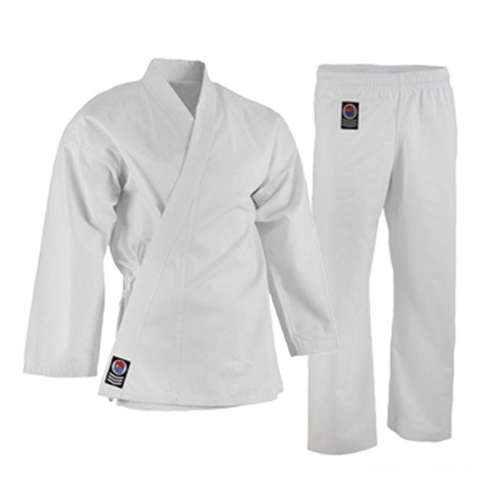 Proforce® WKF Approved Diamond Kumite Uniform Jacket White