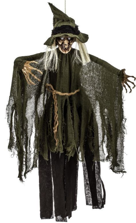 Premium Hanging Witch - Party City Canada | Halloween | Witch party