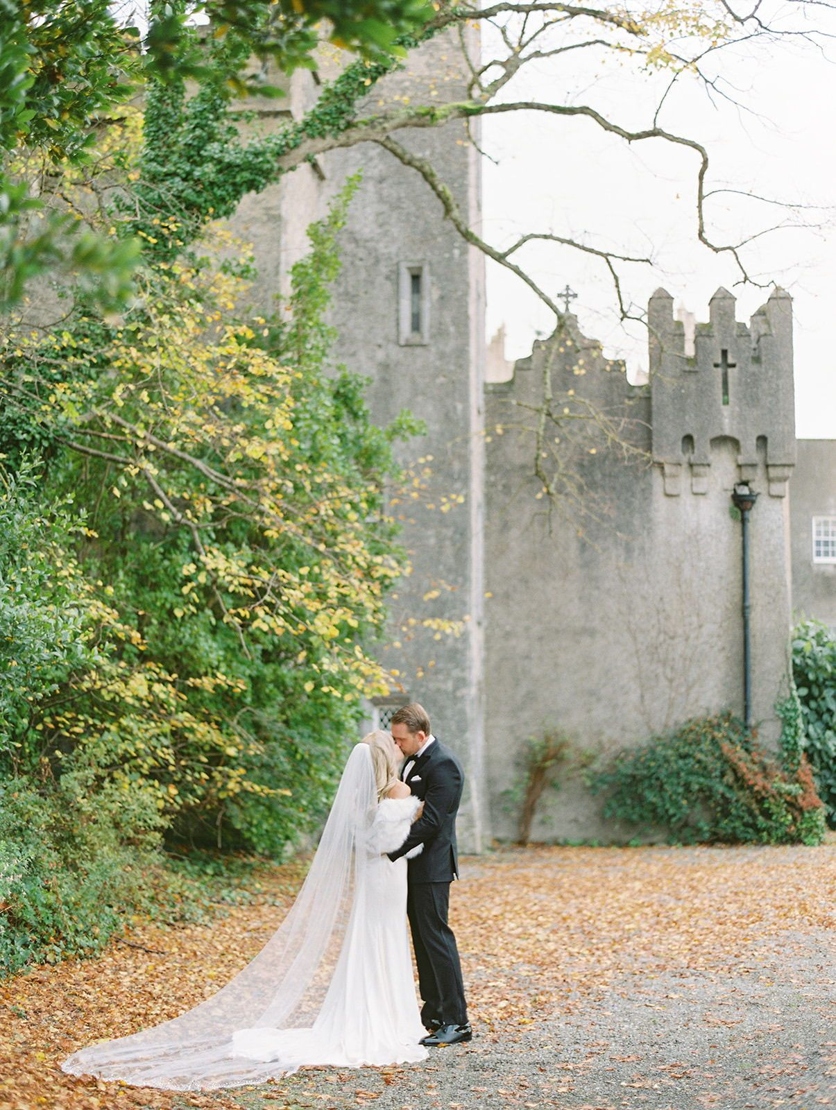 Destination Wedding in Ireland Luttrellstown Castle