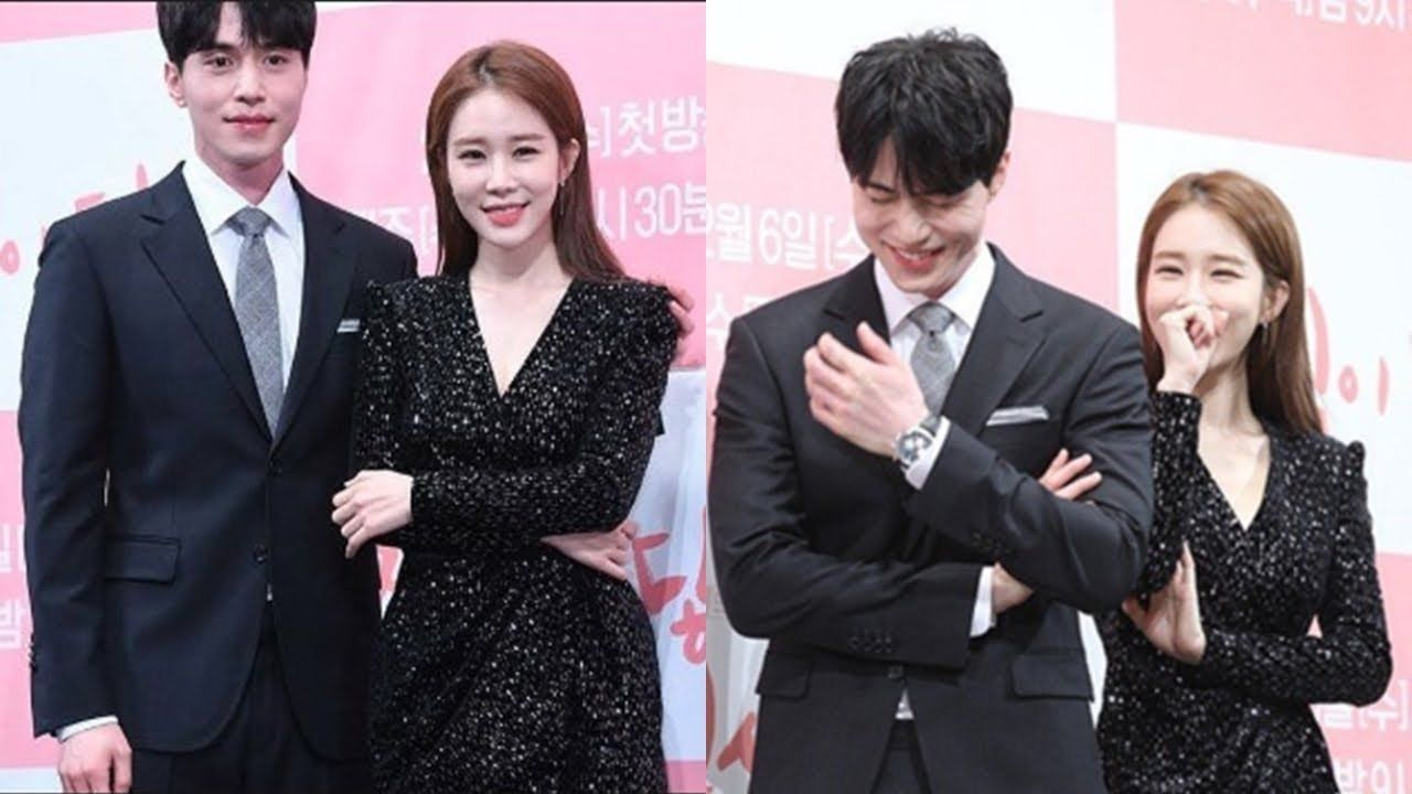 Is Lee Dong Wook And Yoo In Na Really Dating Each Other For A Year Youtube
