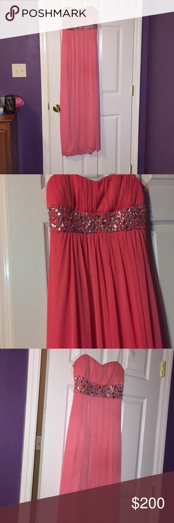Prom dress for sell worn once prom dress prom and customer support