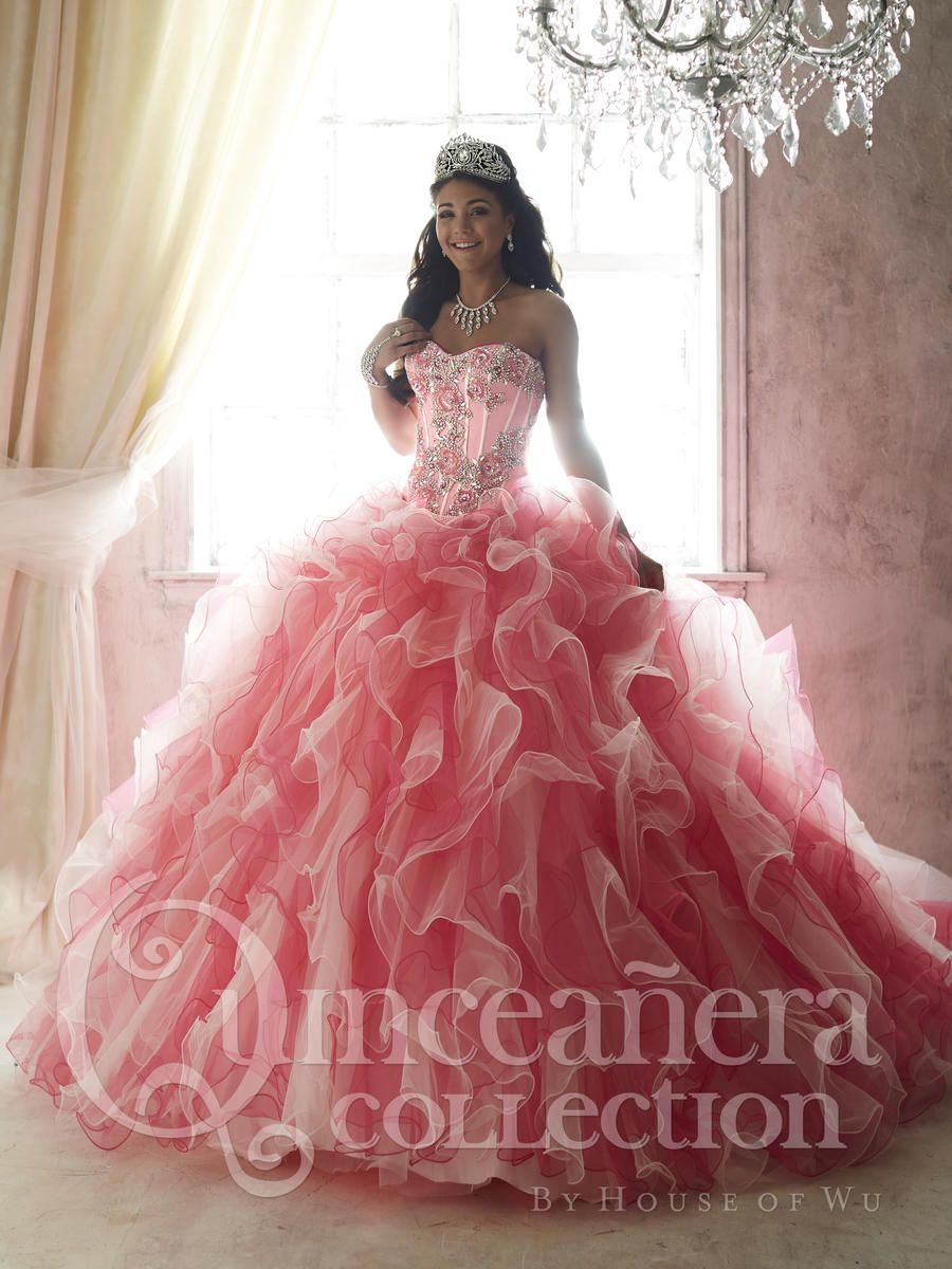 Pin de The Ultimate en House of Wu - Quinceanera Spring 2017 ...