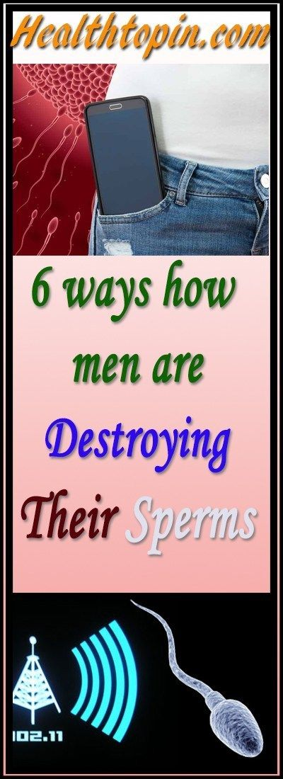 YOU ARE DESTROYING YOUR SPERMS EVERYDAY! HERE'S HOW  #lifestyle  #fitness