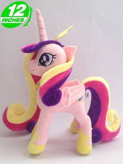 My Little Pony Princess Cadance Plush Doll Popl9010 -8784