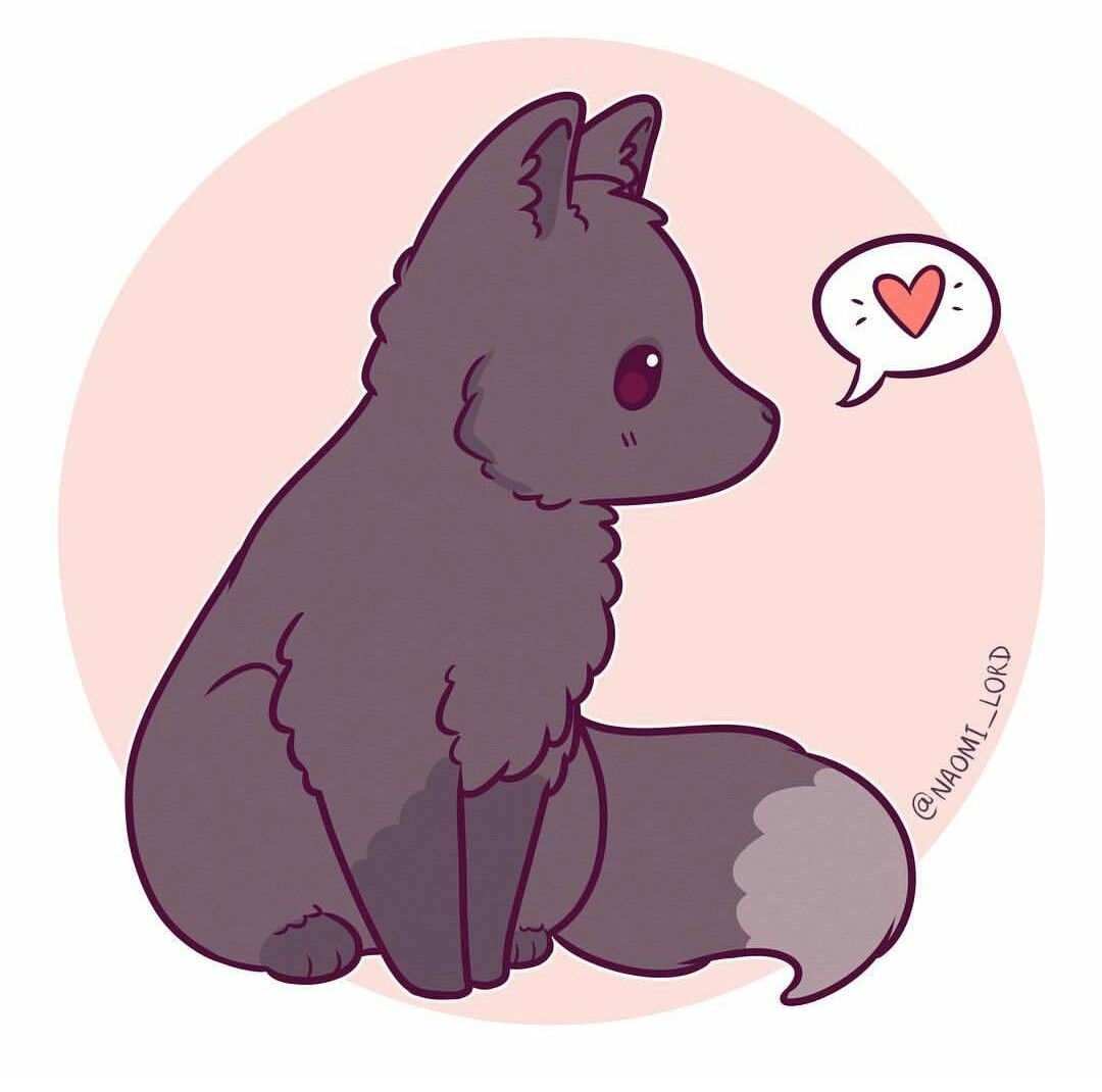 It S Like Aaron But As A Real Wolf Cute Animal Drawings Kawaii Cute Wolf Drawings Cute Kawaii Drawings