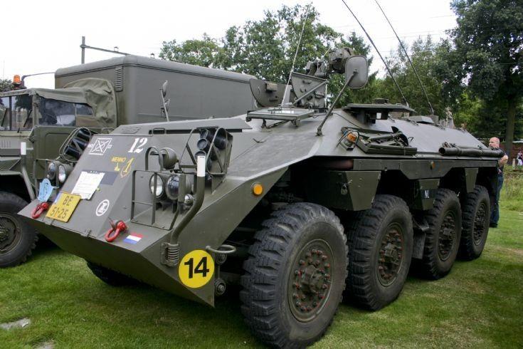 Daf Yp 408 Militaire Voertuigen Militair Vrachtwagens