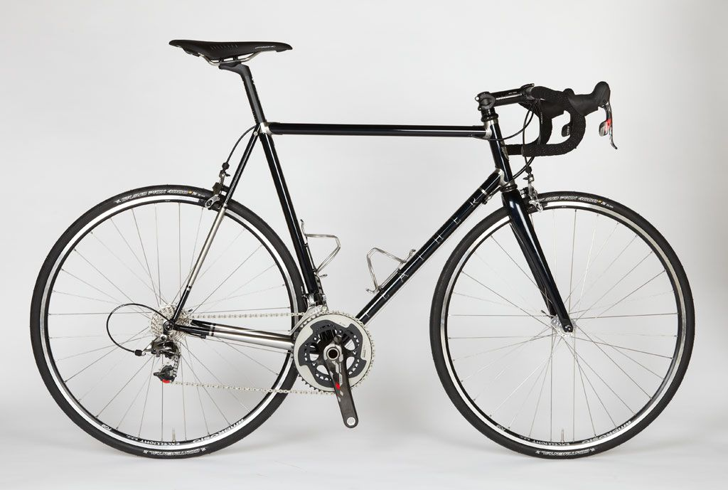 Feather Cycles Connor S Continental Style Road Bike Custom Bicycle Bike Frame Bicycle