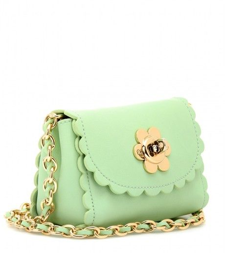 Pin By Cecily Bochannek On Pink: Mulberry Cecily Mini In Mint