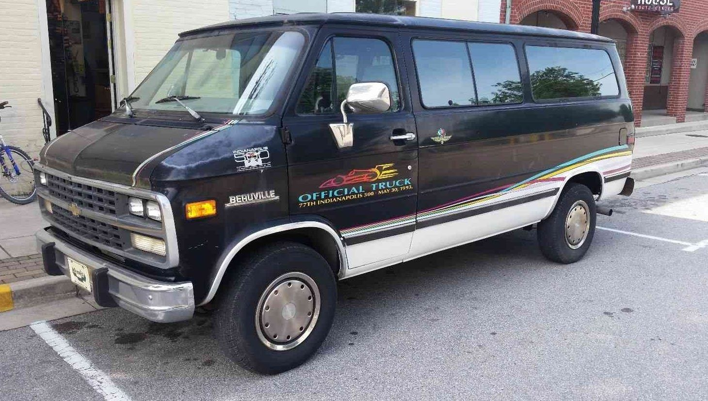 Real Or Fake Church Owned Chevy G20 Pace Van Vans Chevy Coupe