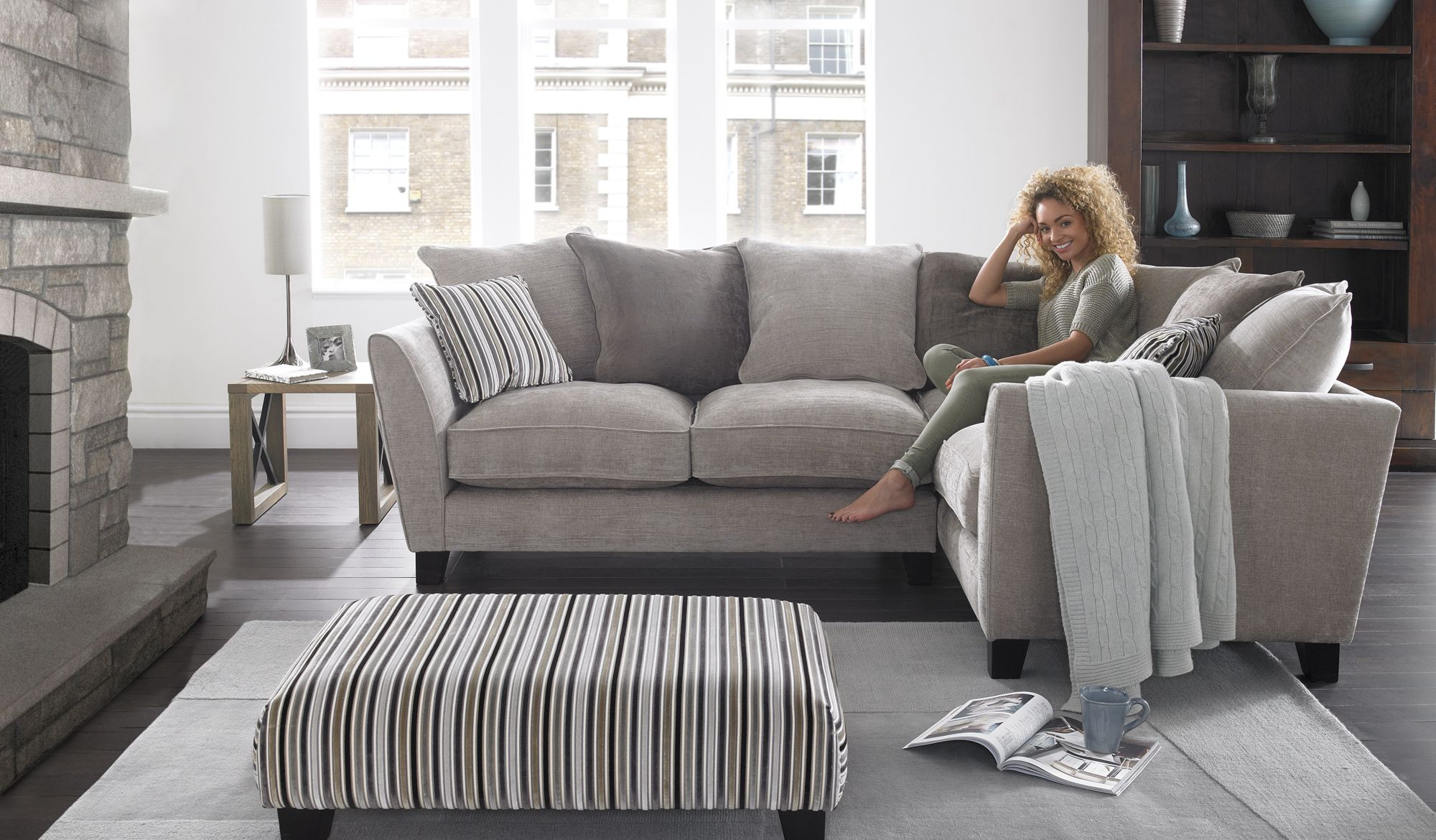 The Salisbury Is Available In A Great Range Of Fabric Combinations So Your Sure To