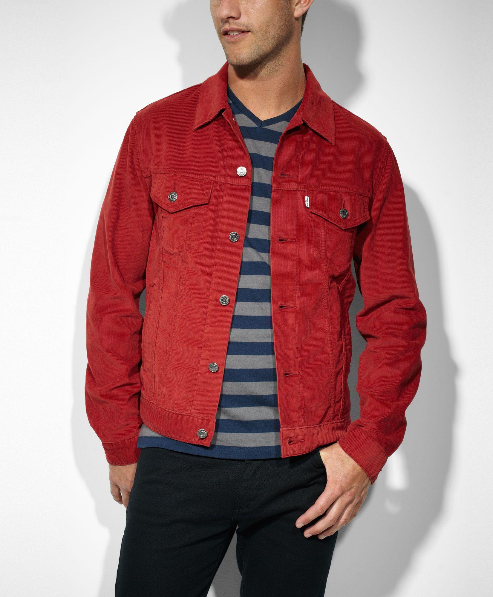 Mens Red Denim Shirt - South Park T Shirts - photo #23