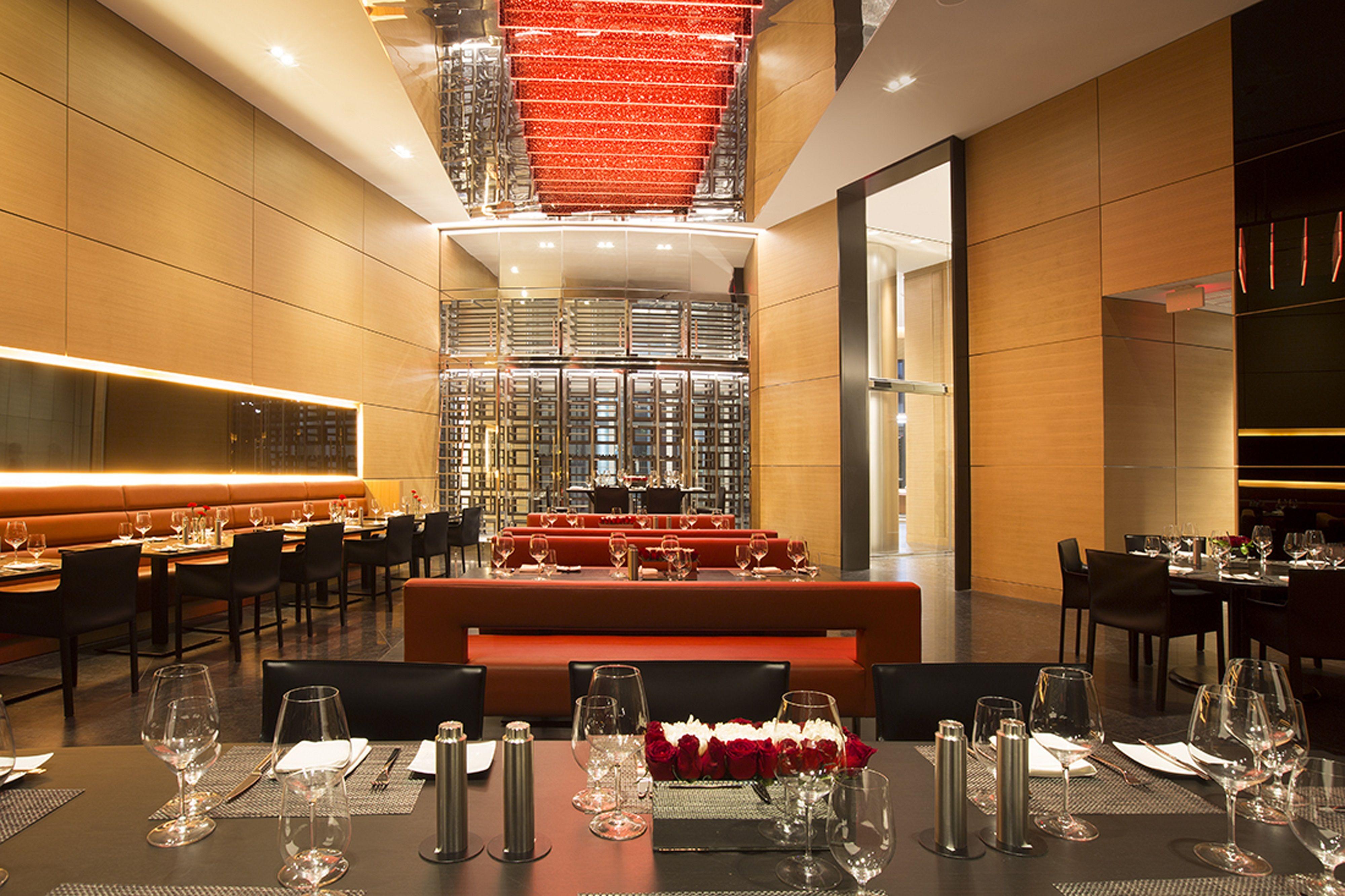 Porsche Design Tower Restaurant Porsche design