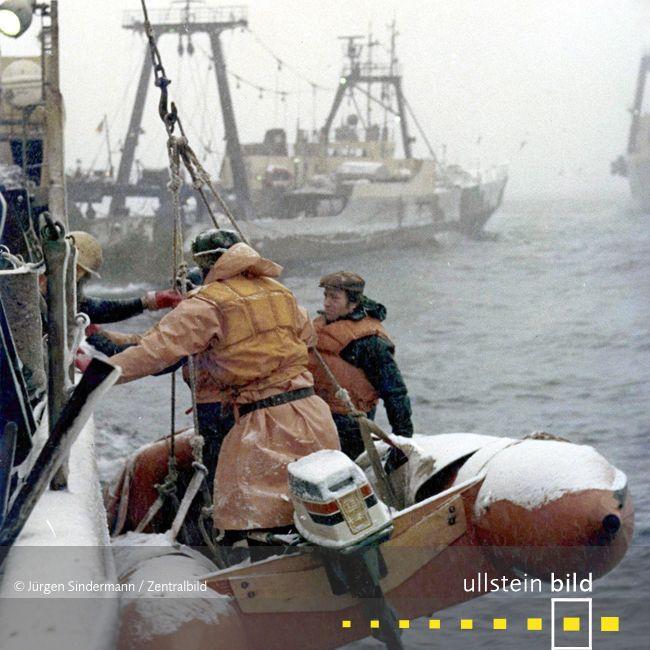 Hochseefischerei 1974 77 Fotos Von Jurgen Sindermann Bilder