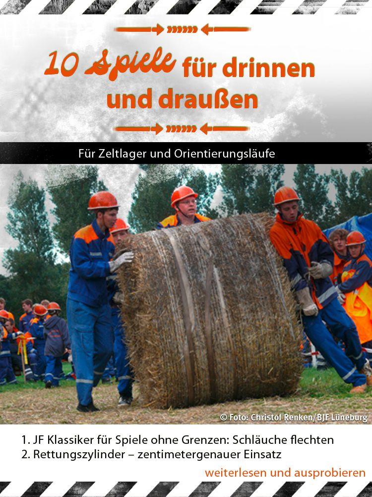 Photo of #Jugendfeuerwehr #Spiele gesucht? Unser Jugendfeuerwehr-Redakteur Christian #Pat…